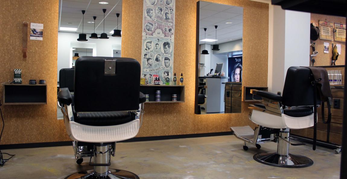 Barber hoek